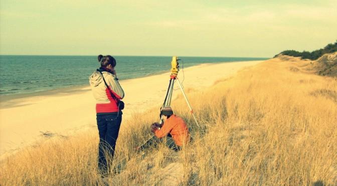 Monitoring brzegu morskiego