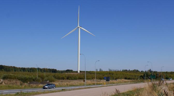 Elektrownia wiatrowa Swarożyn