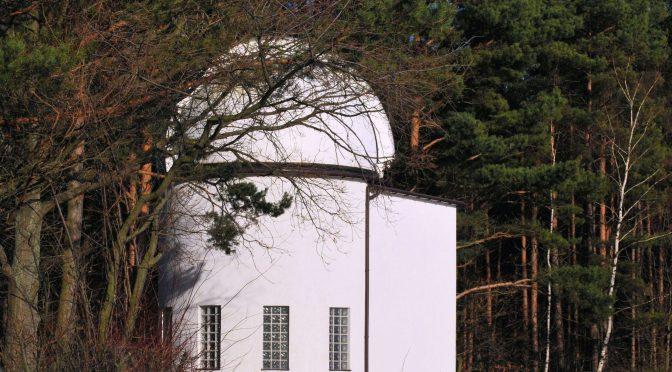 Obsługa Budowy Parku Astronomicznego