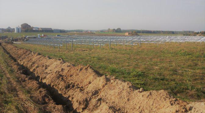 Budowa kolejnych 10 farm fotowoltaicznych
