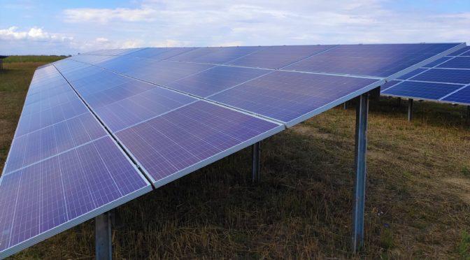 Zakończenie budowy 10 farm fotowoltaicznych